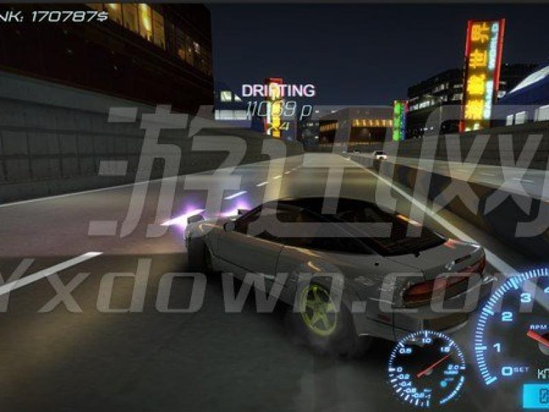 漂移街道:日本 破解版下载