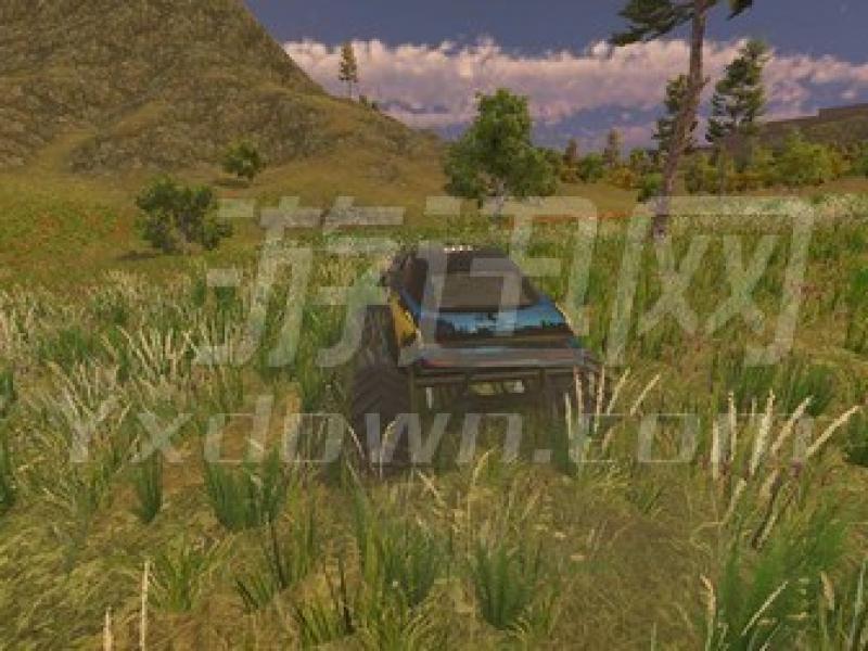 怪物卡车驾驶 英文版下载