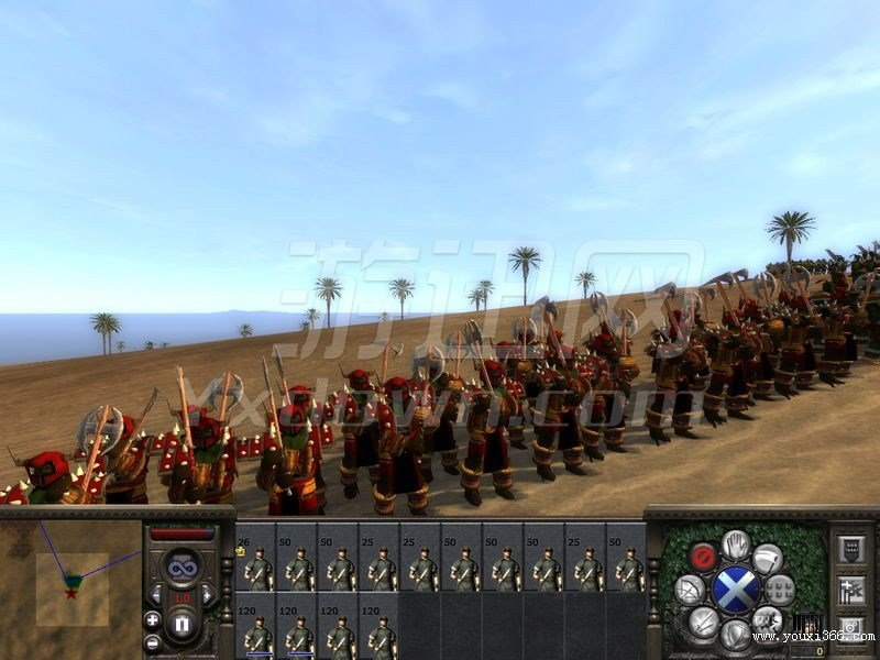 中世纪2全面战争:魔兽争霸 测试版下载
