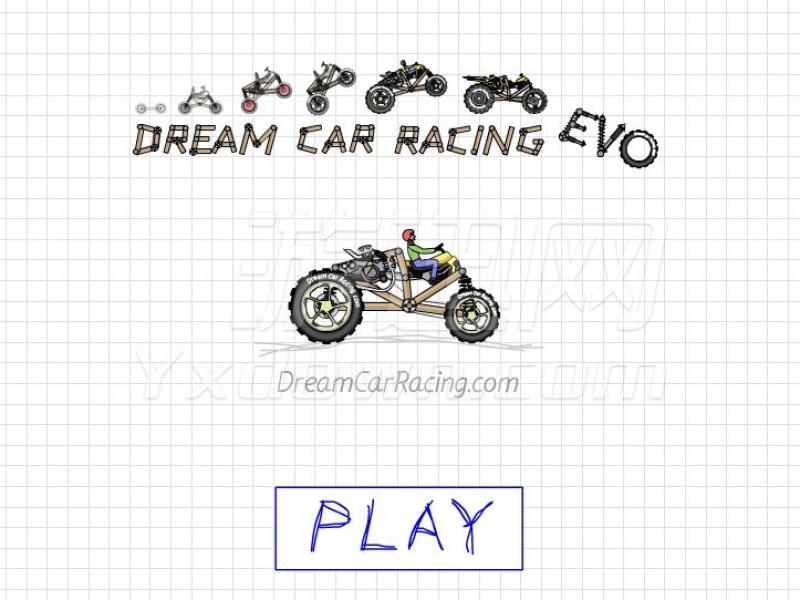 我的赛车我做主EVO 英文版下载