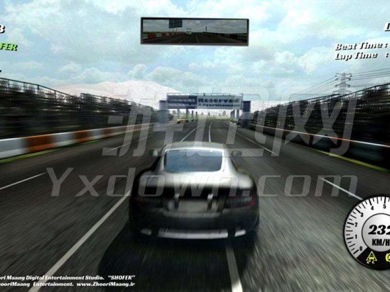 豪车竞速 英文版下载