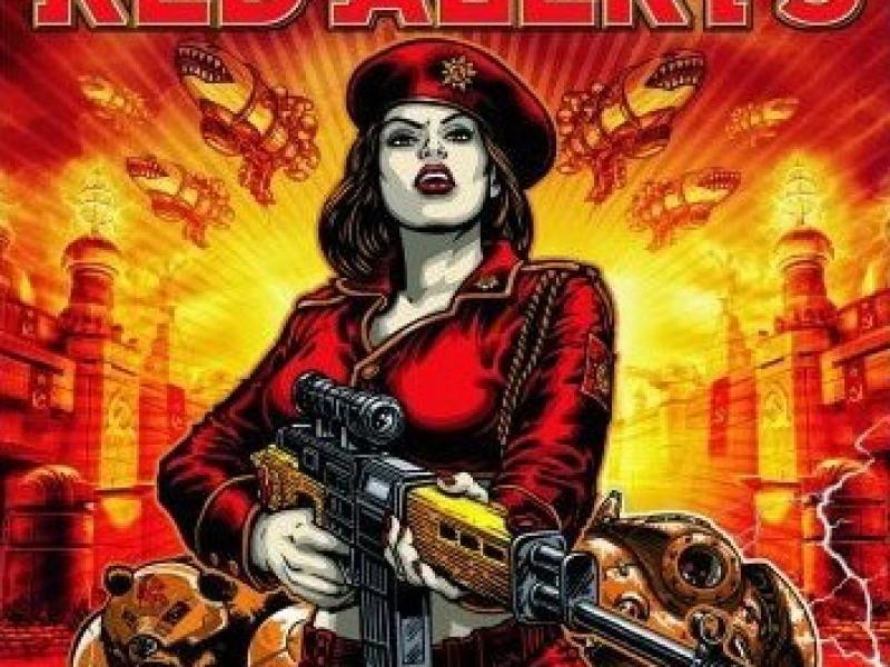红色警戒3世界大战 中文版下载
