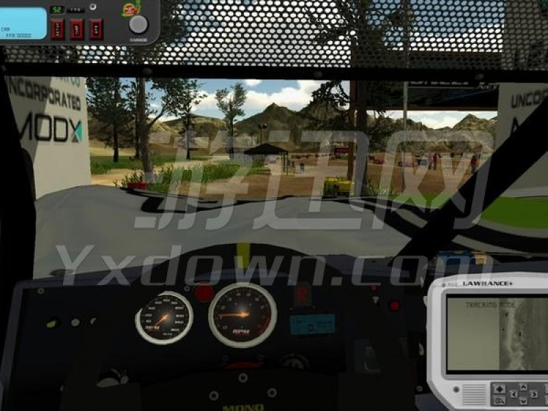 D系列越野赛车模拟 英文版下载