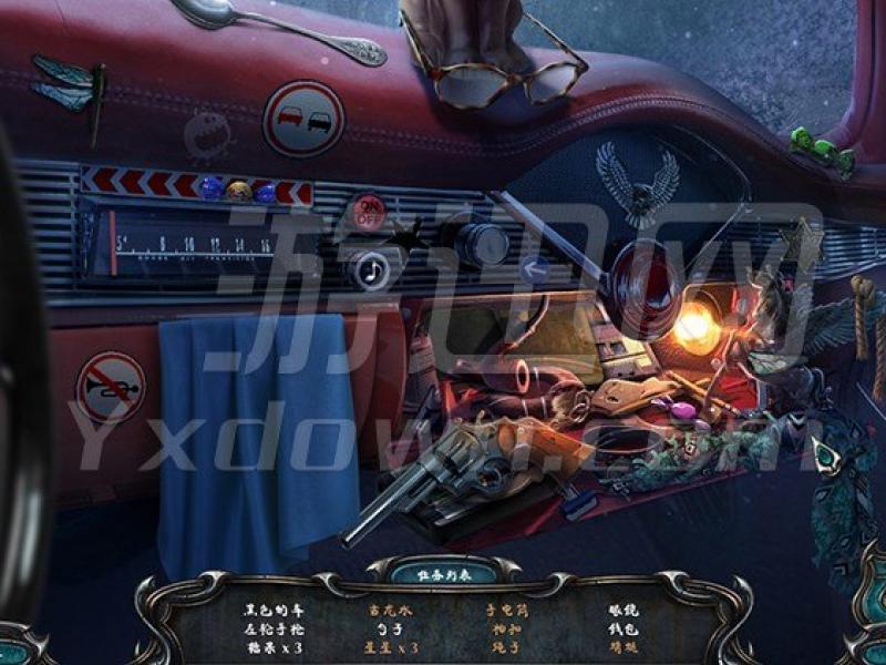 幽魂旅店11:血染阿斯穆 中文版下载