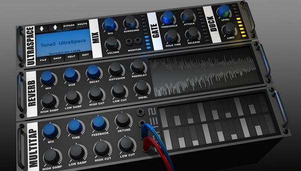 Tone2 UltraSpace(音频混响软件)下载