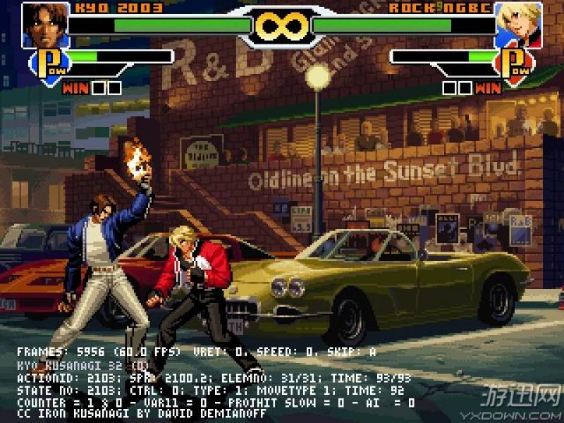 拳皇2007 200人版下载