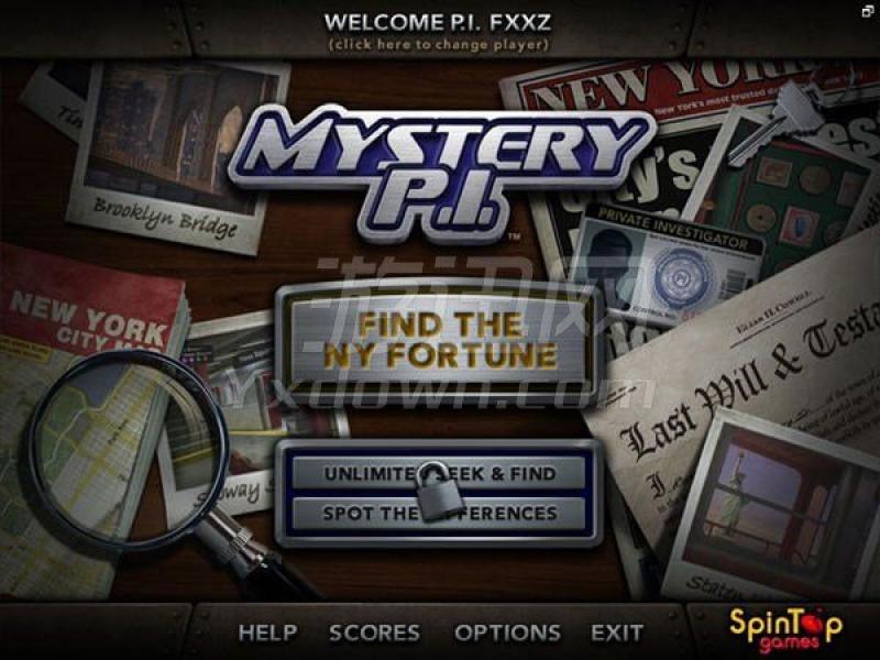 秘密侦探3:纽约财富 英文版下载
