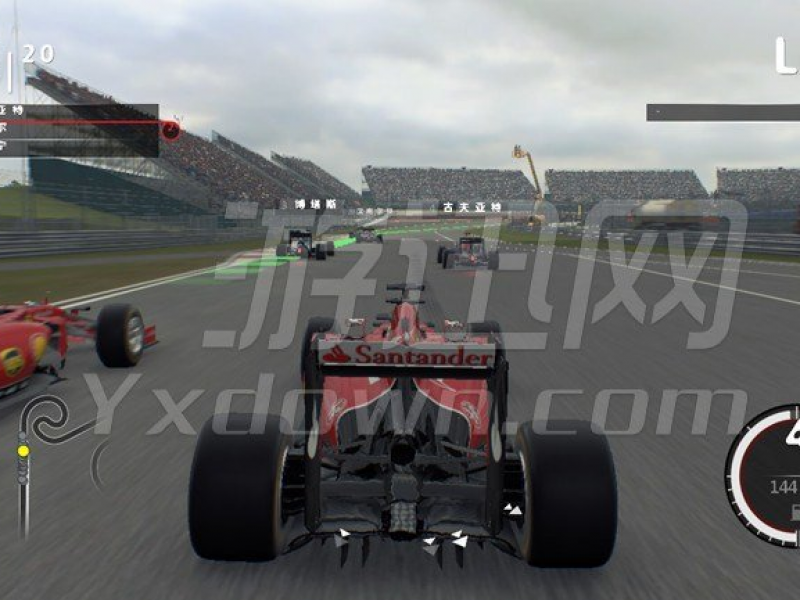F1 2015 中文版下载