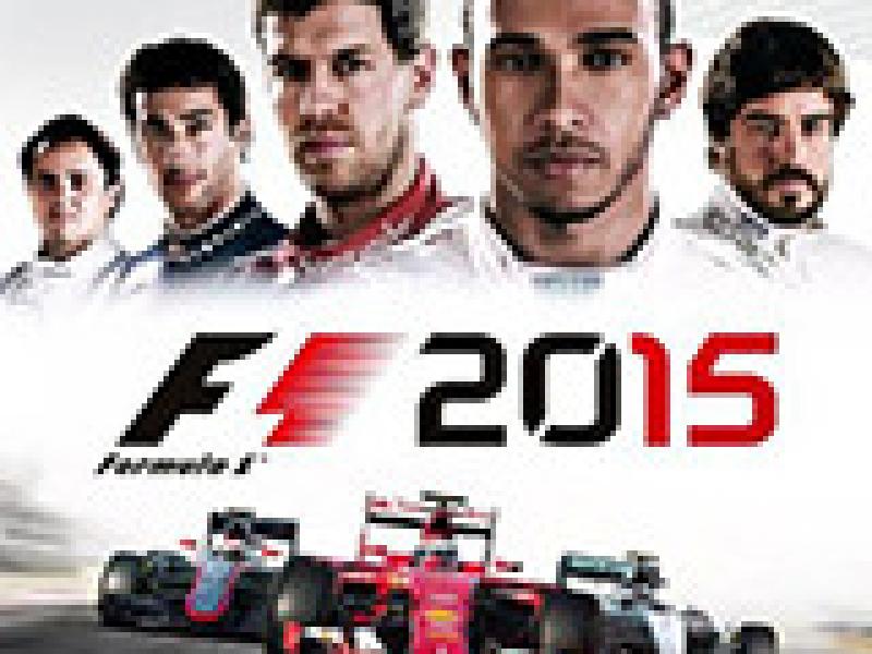 F1 2015 中文版