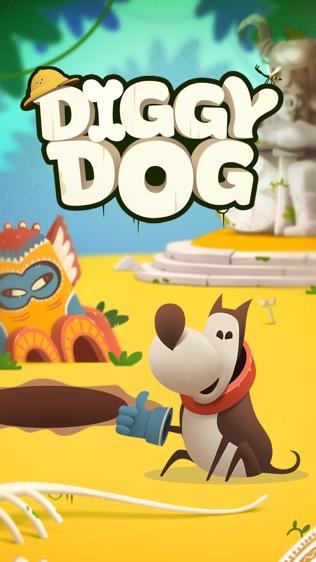 我的冒险狗 (My Diggy Dog)软件截图0