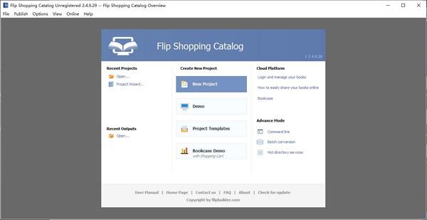 Flip Shopping Catalog(电子书编辑器)下载