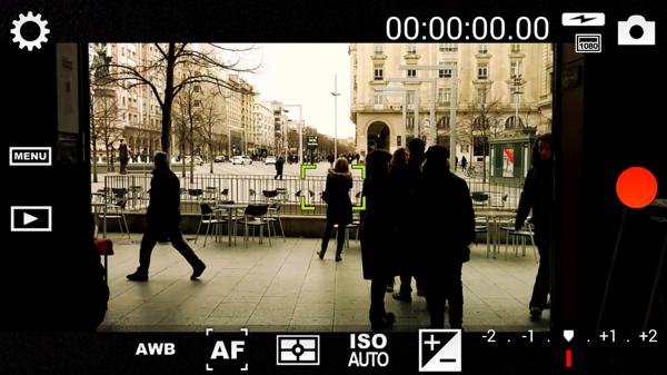 Cinema FV-5(专业摄像)软件截图2