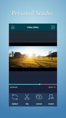 高清视频编辑器软件截图1