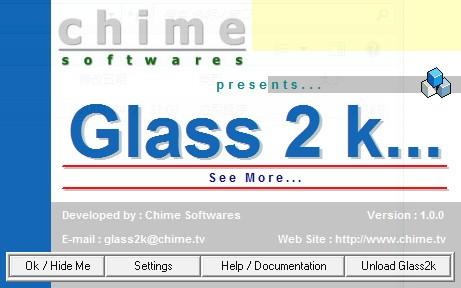 Glass2k(窗口透明工具)下载
