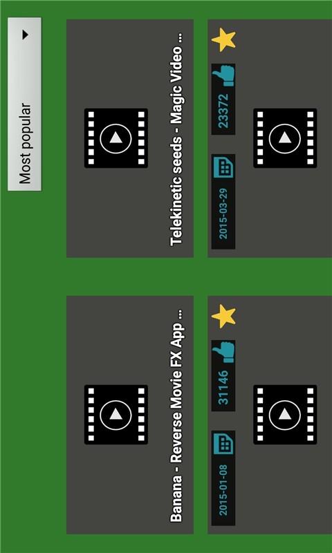 反向录影软件截图2