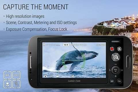 Lumio Cam卢米奥相机软件截图1