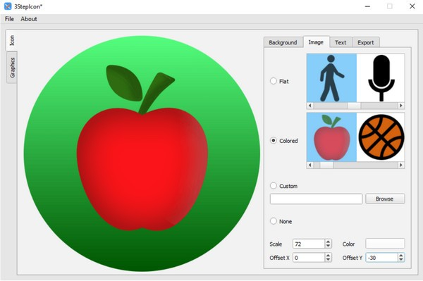 3StepIcon(图标设计软件)下载