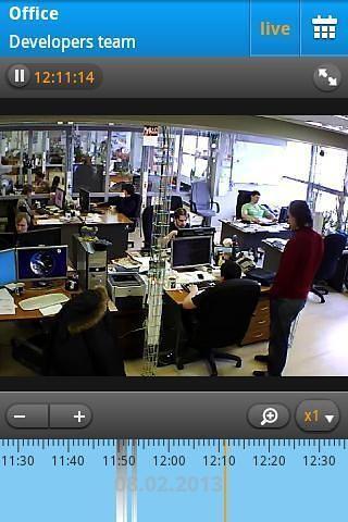 ivideon视频监控软件截图1