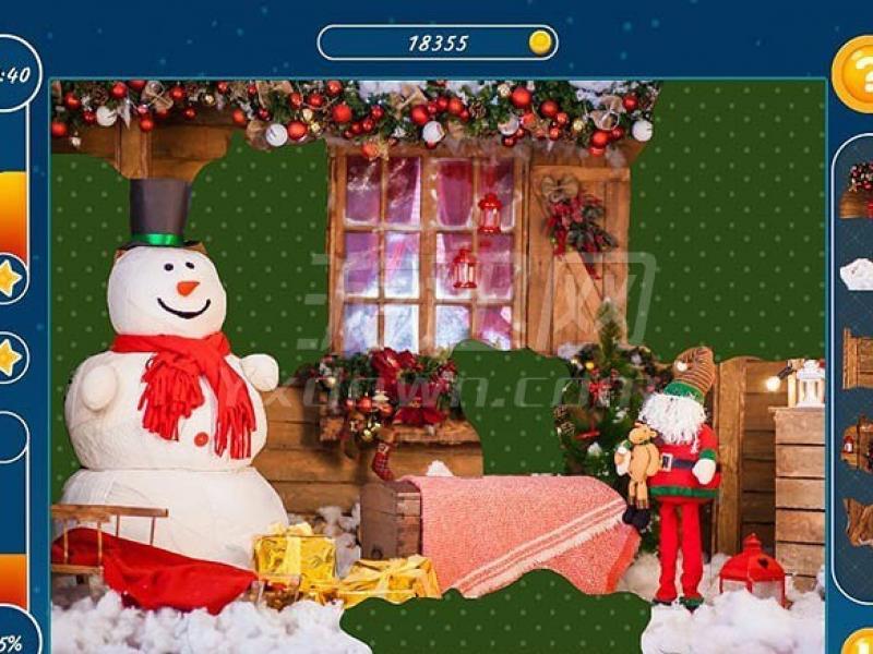 圣诞假期:马赛克拼图 英文版下载