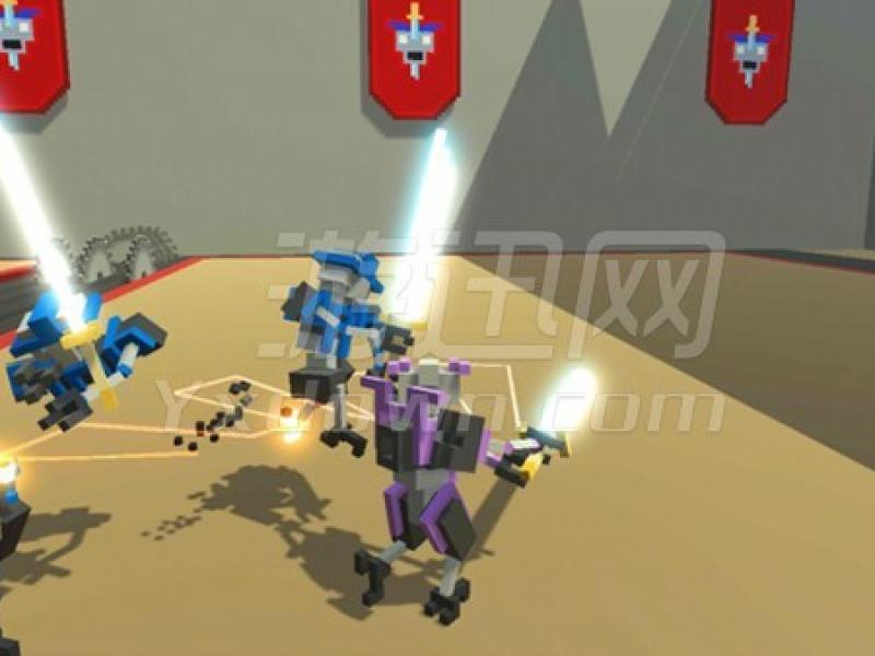 机器人角斗场0.4.1 英文版下载