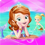苏菲娅公主听儿童故事
