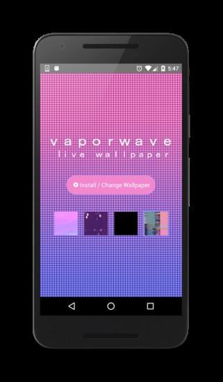 vaporwave软件截图0