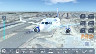 Pro Flight Simulator Dubai软件截图1
