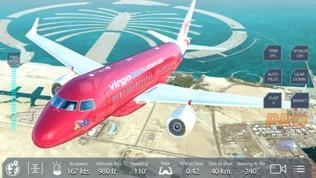 Pro Flight Simulator Dubai软件截图2