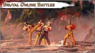 Martial Arts Brutality软件截图2