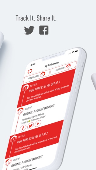 The Johnson & Johnson Official 7 Minute Workout软件截图1