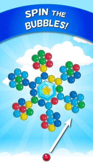 Bubble Cloud: Spinning Bubbles软件截图0