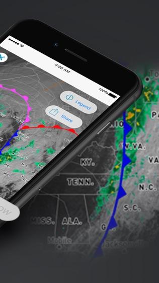 Weather Underground软件截图1