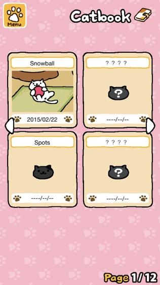 Neko Atsume: Kitty Collector软件截图1