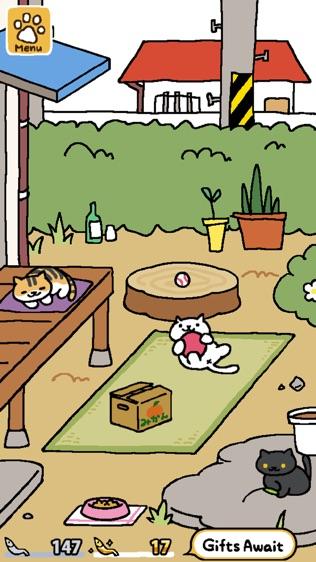 Neko Atsume: Kitty Collector软件截图0