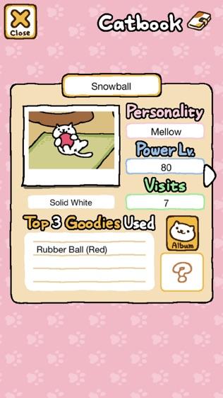 Neko Atsume: Kitty Collector软件截图2