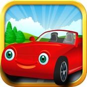 宝宝开车应用 - 含儿童歌曲的宝宝玩具车游戏