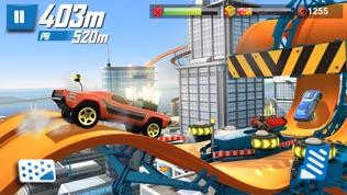 Hot Wheels: Race Off软件截图2