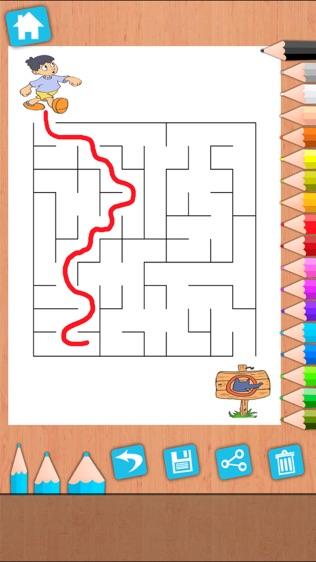 迷宫童装软件截图2