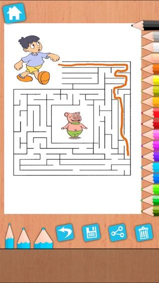 迷宫童装软件截图1