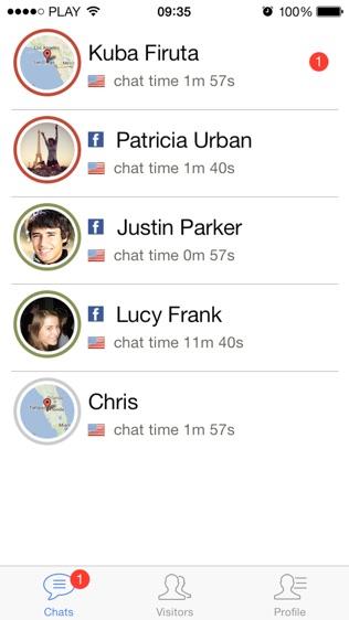 LiveChat软件截图1