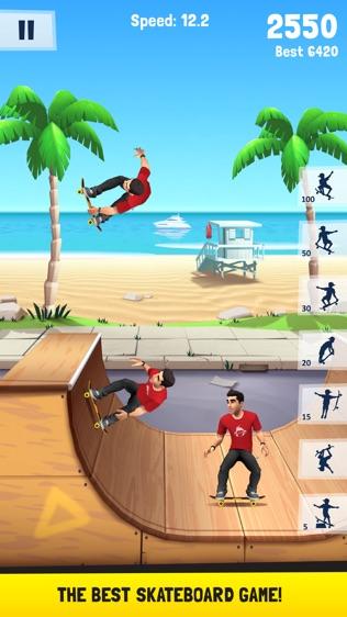 Flip Skater软件截图0