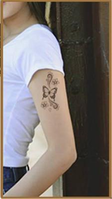 纹身艺术照相机