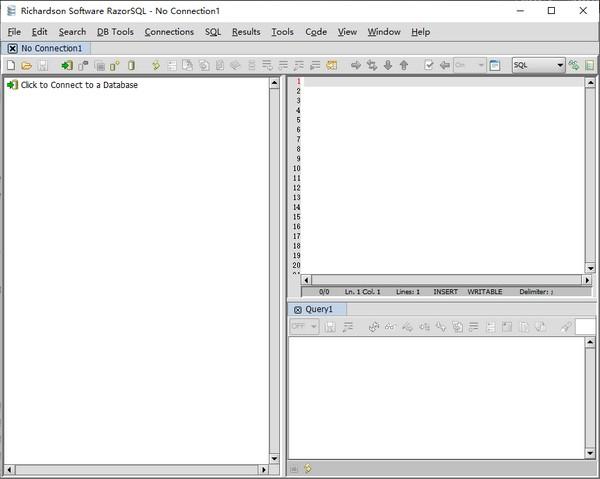 Richardson Software RazorSQL(数据库查询工具)下载