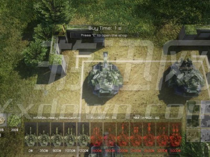 坦克区域乱斗 英文版下载