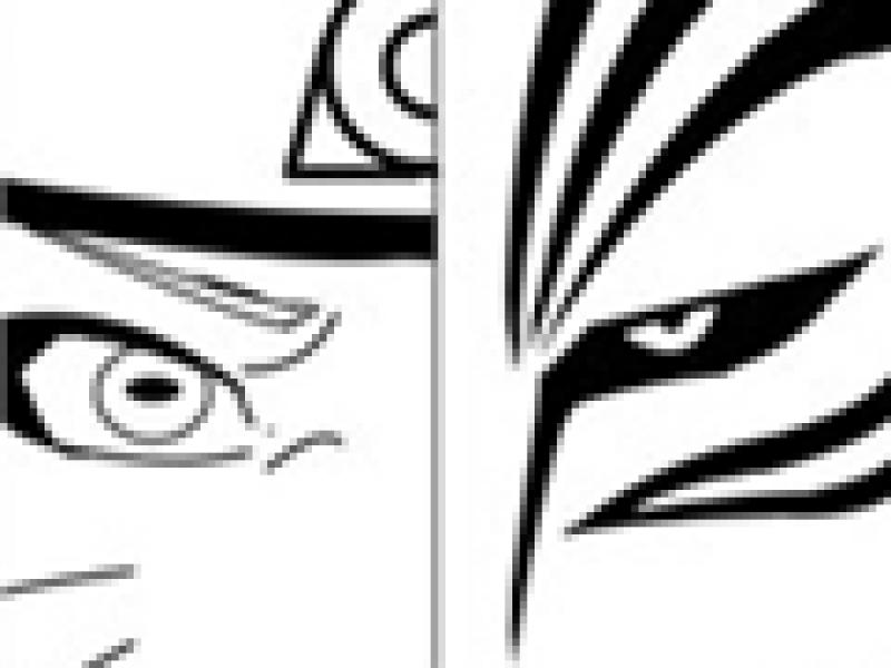 大蛇丸vs三代火影 完�
