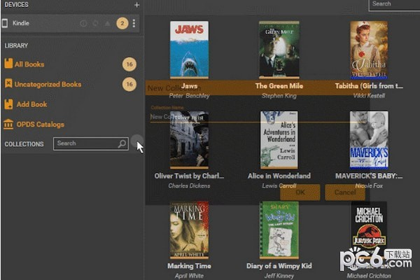 Kindlian(电子书管理软件)下载