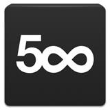 500px专业摄影师图片社区