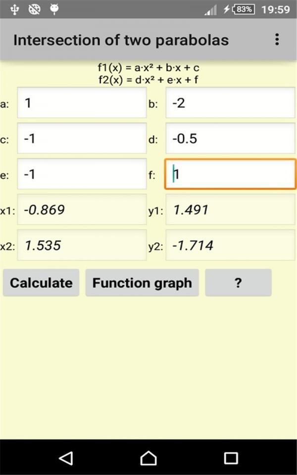 数学专家软件截图0