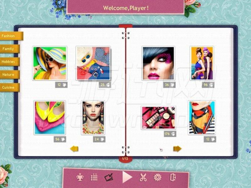 拼图游戏:妇女节 英文版下载