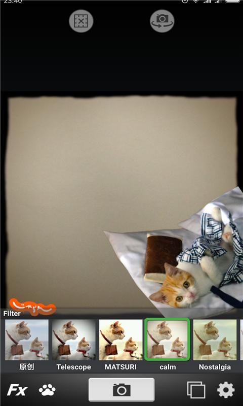 猫星人相机E软件截图2